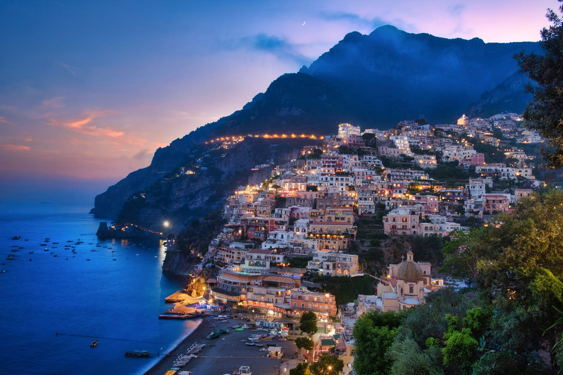 2018 Travel Hotspots Celebrities Are Flocking To These Italian Destinations This
