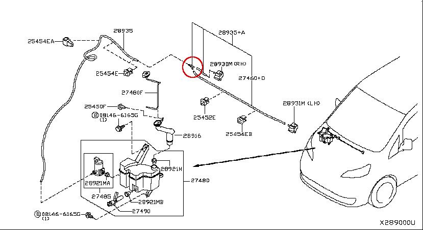 nissan nv200 fuel filter location