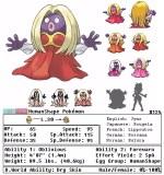 Go Pokemon Jynx Evolution