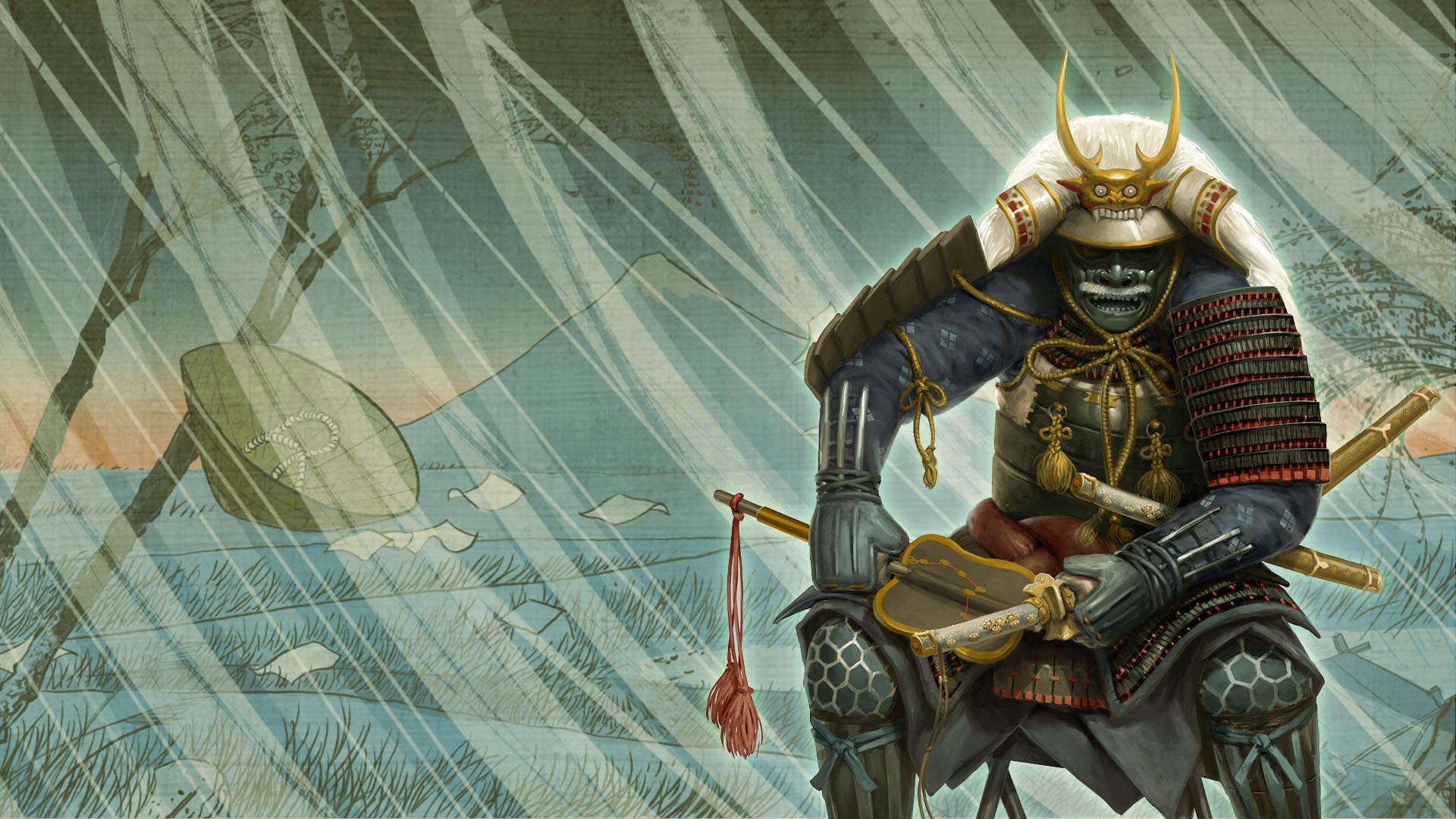 Shogun 2 Fall Of The Samurai Wallpaper I M A Ninja It S Your Birthday Let S Play Total War