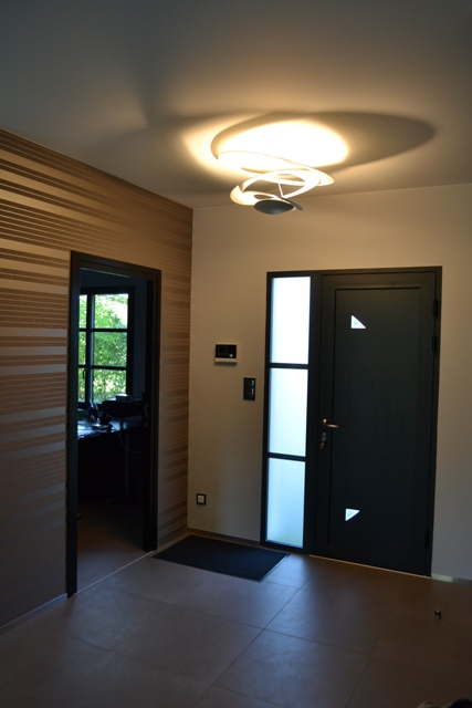 Entrée Decoration Interieur Moderne | Lr Constructions