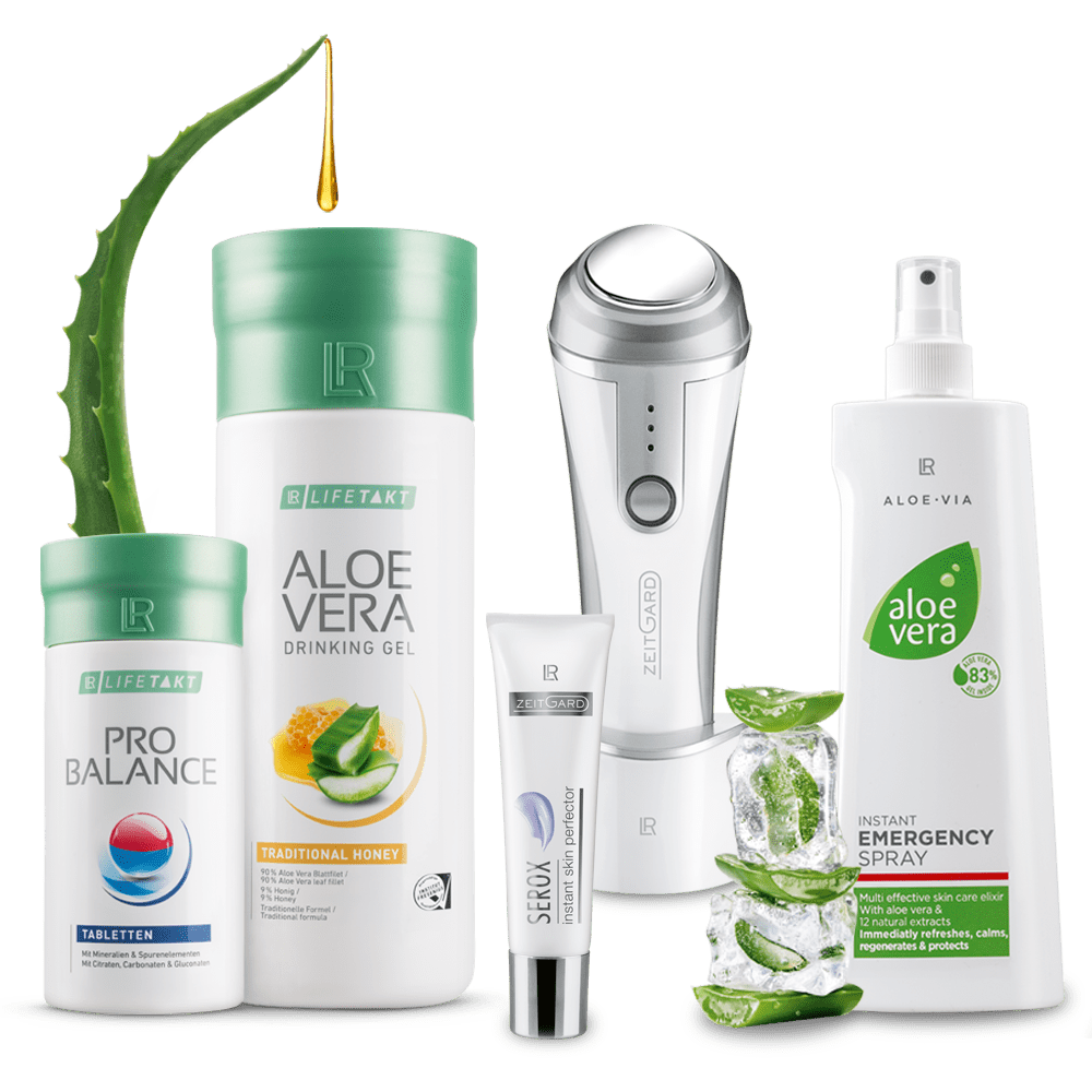 Aloe Vera Essen Lr Official Website Lr Health Beauty