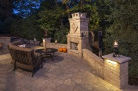 Fireplaces & Firepits | L&R Suburban Landscaping
