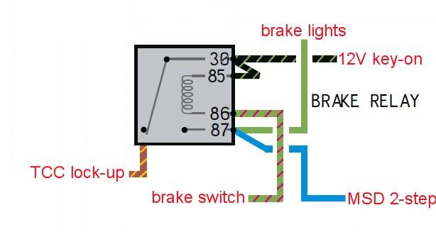 help wiring 2 step on msd 6010 - LS1TECH - Camaro and Firebird Forum