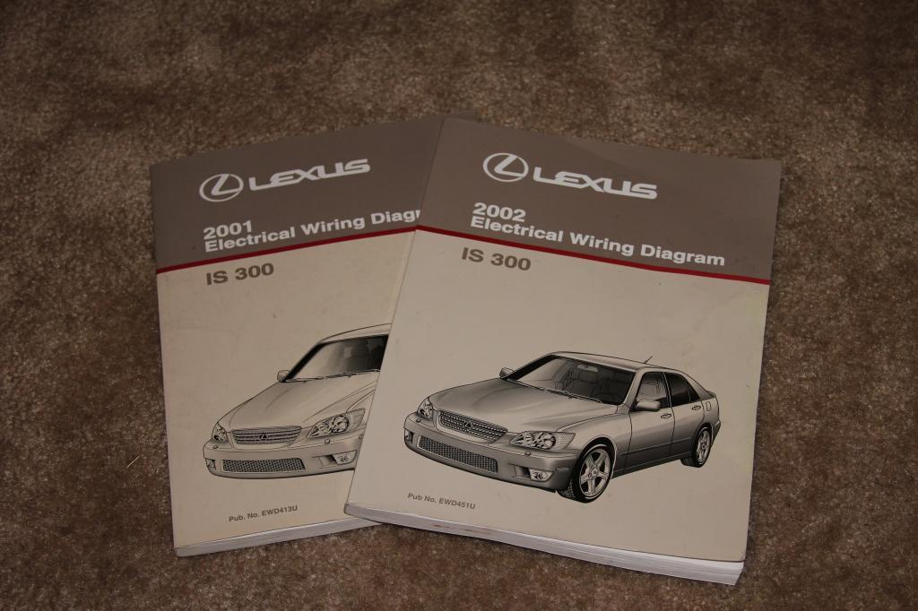 Dedicated Matt\u0027s Documented Lexus Is300 LS1 Swap with Wiring guide