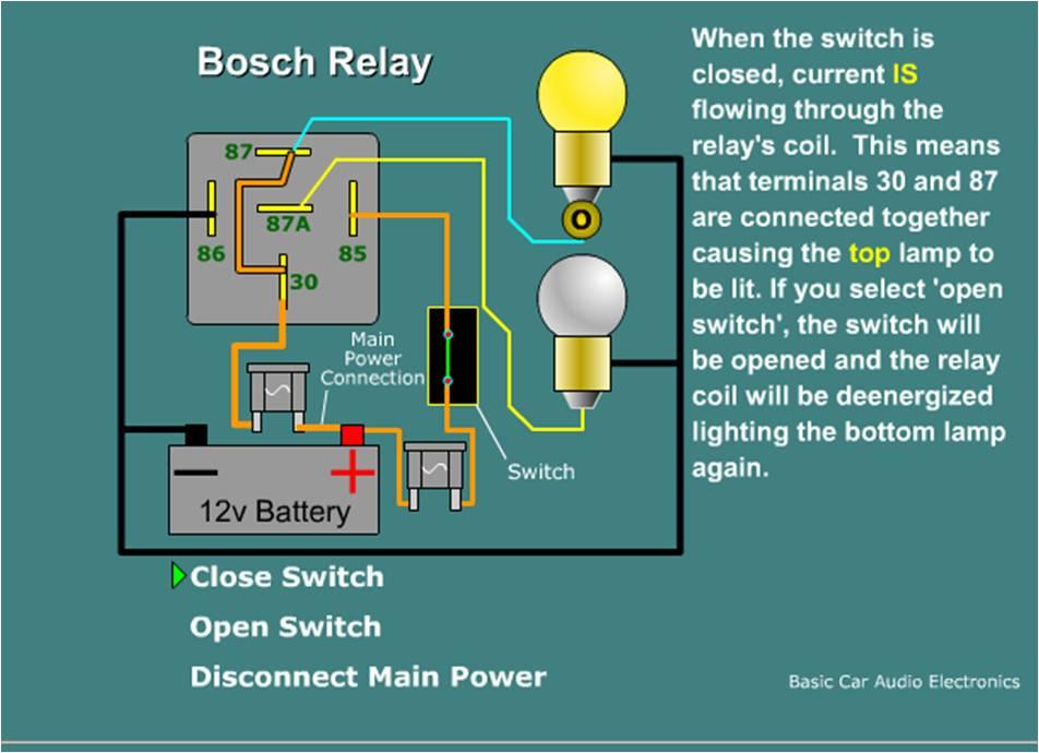 Ac Relay Wiring Diagram Wiring Diagram