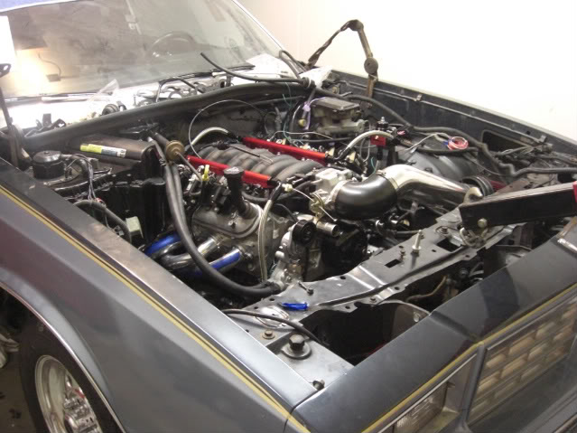 1985 Monte Carlo 60 LQ4 swap - LS1TECH - Camaro and Firebird Forum