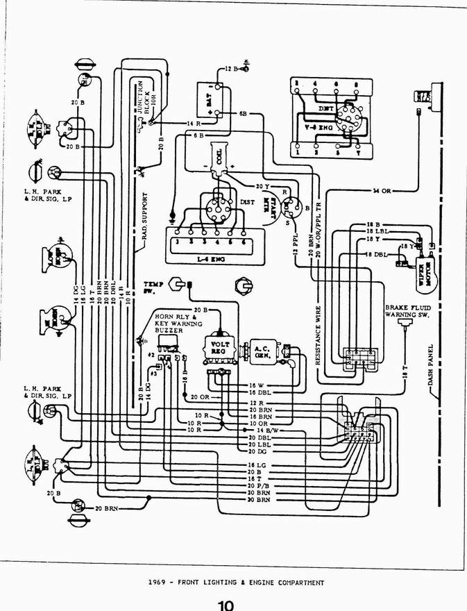 electric choke wiring diagram 69 camero