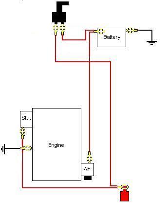Drag Racing Kill Switch Wiring Wiring Diagram