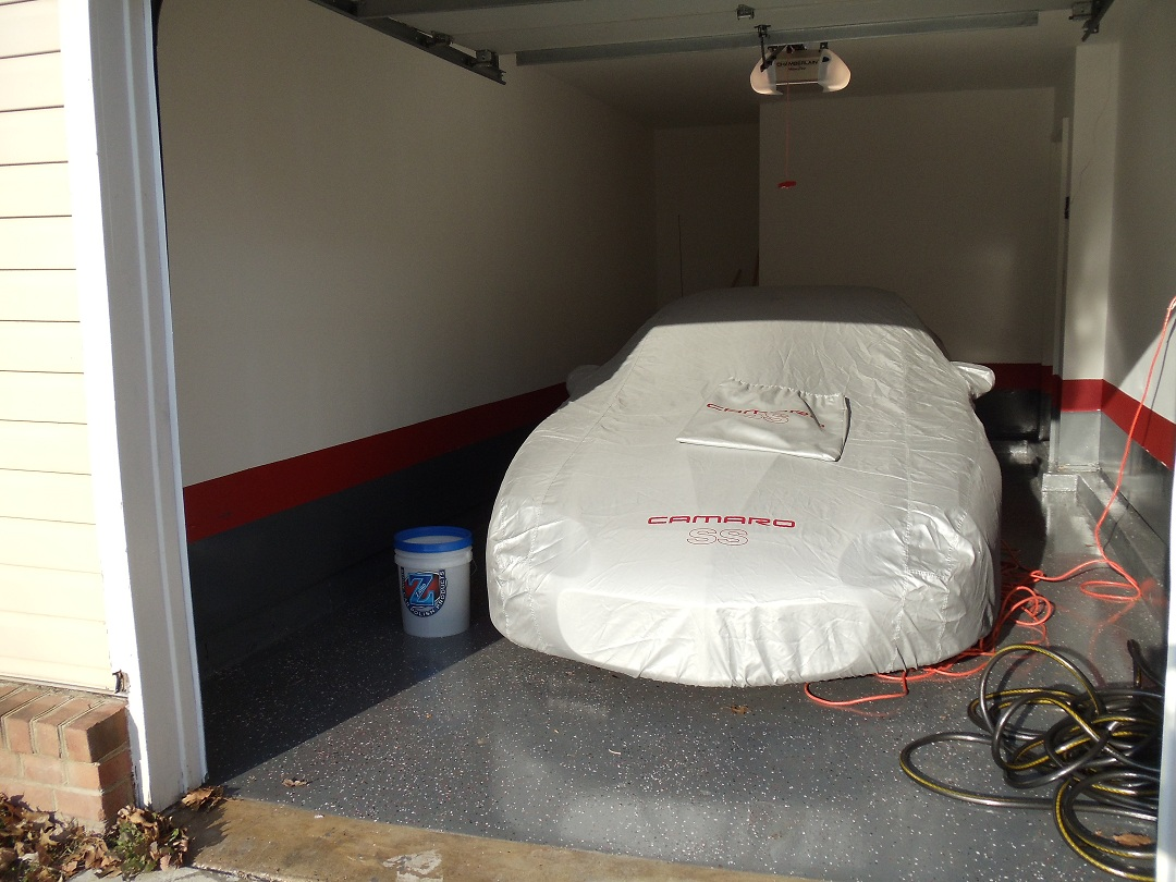 Garage Floor Paint Questions Ls1tech Camaro And