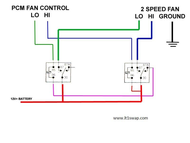 Derale Fan Wiring - WIRE Center \u2022