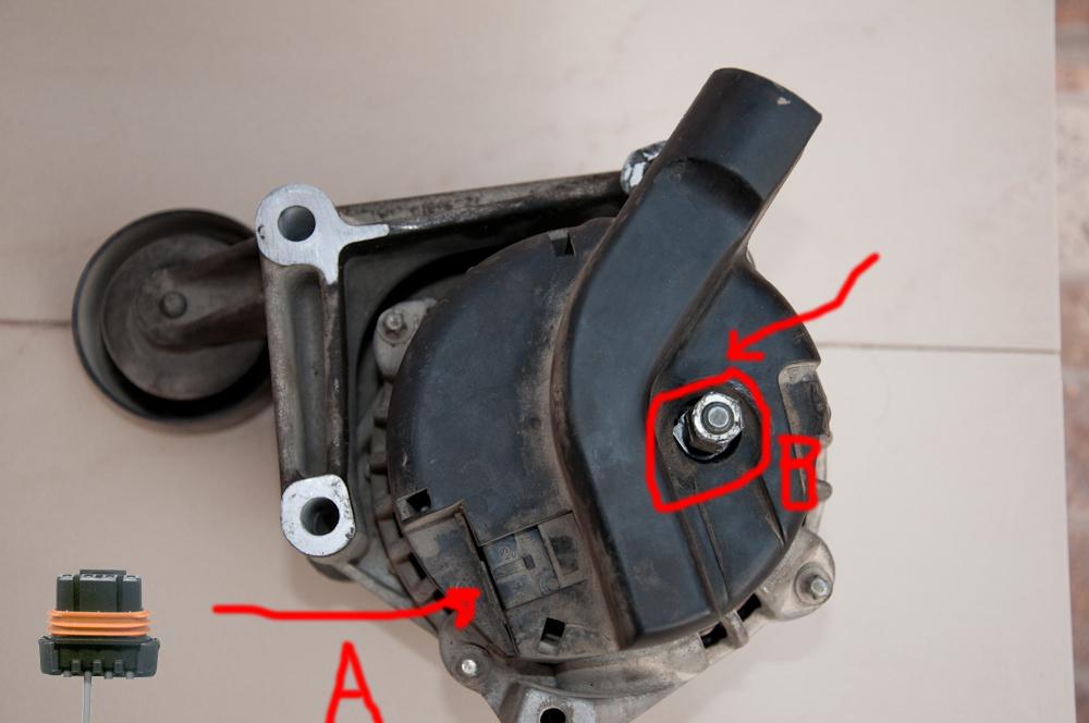Holden Ls1 Alternator Wiring - Wiring Solutions