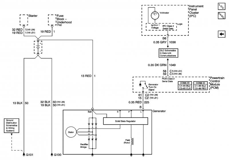 Alt Wire Diagram Ls1 circuit diagram template