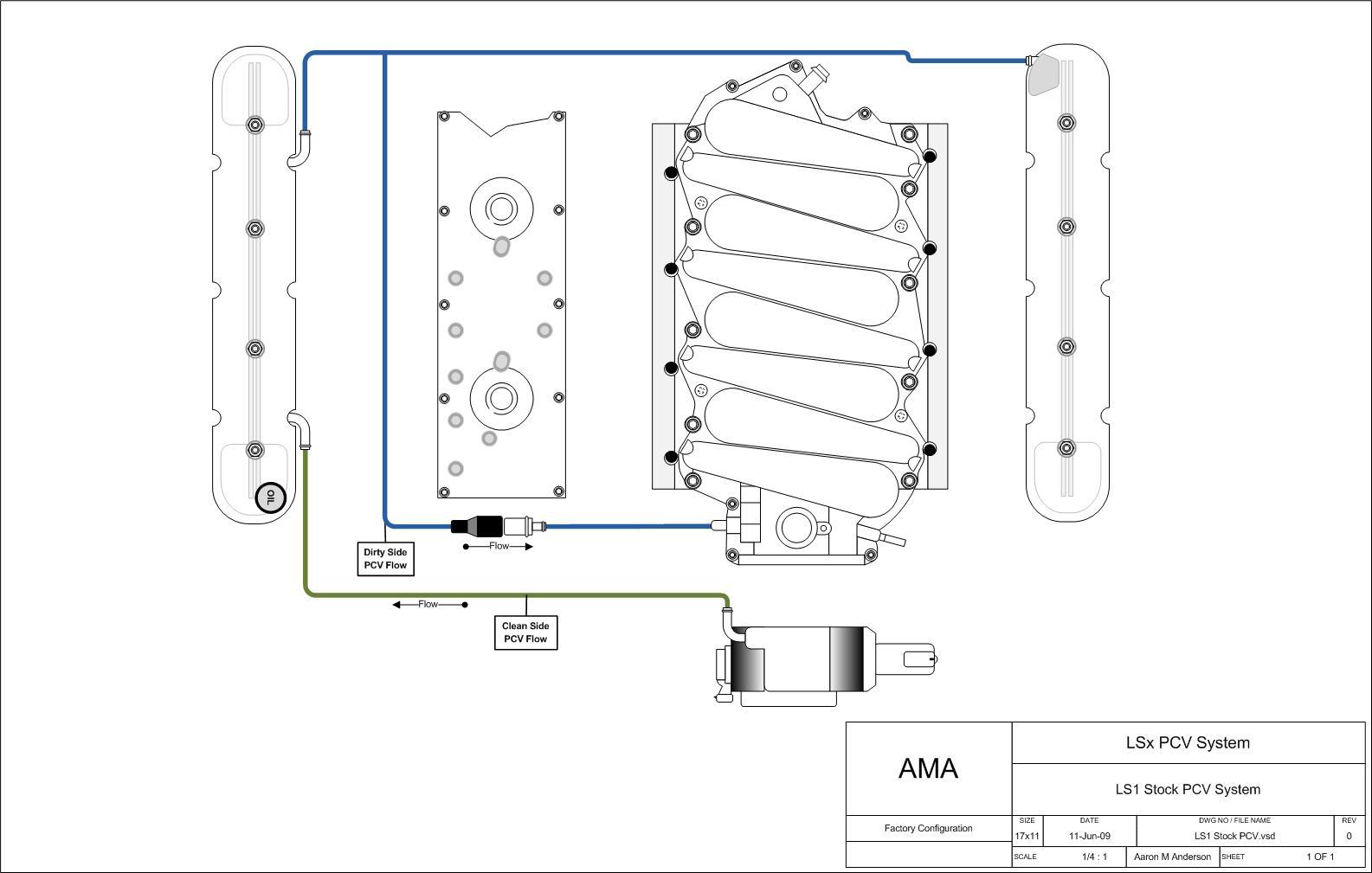 ls1 throttle body vacuum diagram