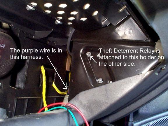95 Camaro Ignition Switch Wiring Diagram Schematic Diagram