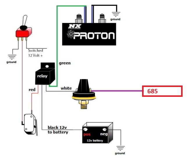 comp 9000 distributor wiring diagram mallory unilite module wiring