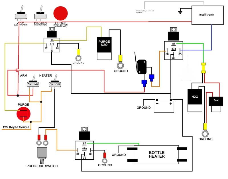 Wiring window switch to nitrous kit - LS1TECH - Camaro and Firebird