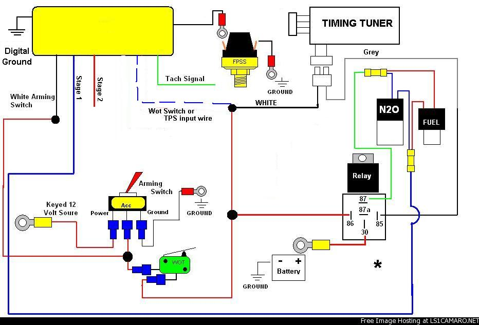 nitrous oxide wiring diagram electrical schematic wiring diagram Wiring-Diagram Maximizer Oxide 5Nitrous