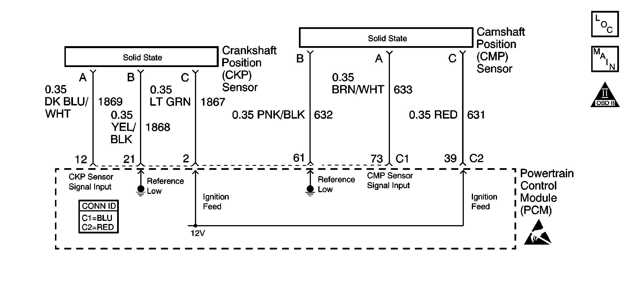 ls1 cam position sensor wiring diagram circuit diagrams image