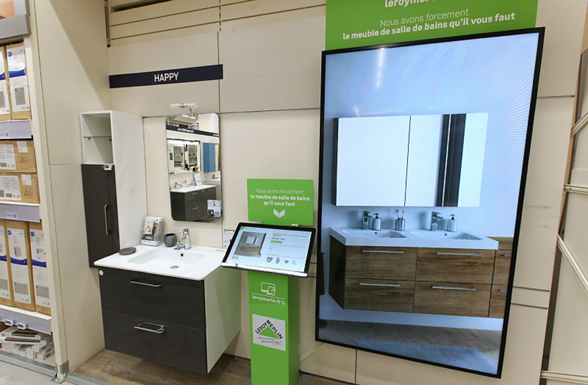 Leroy Merlin Magasin En France Leroy Merlin Multiplie Les Tests Dans Son