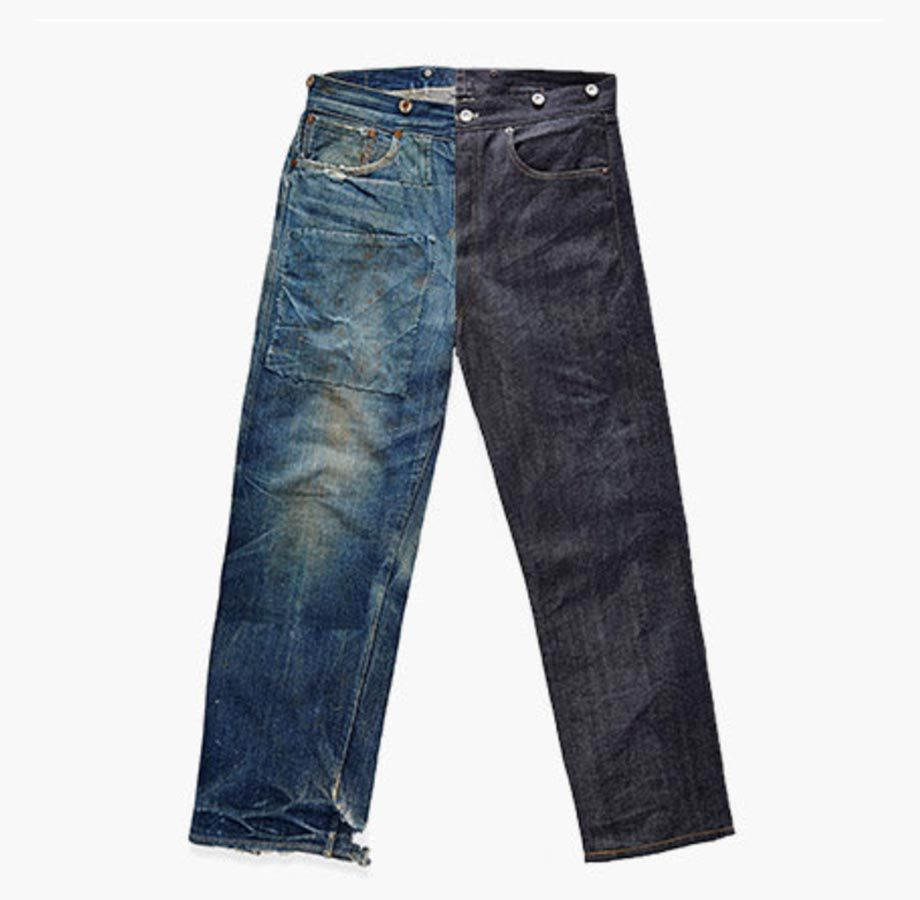 Levi Jeans 501 501 Jeans Original Vintage And New Styles Of The Iconic Jean