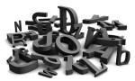Buchstaben-Begriffe
