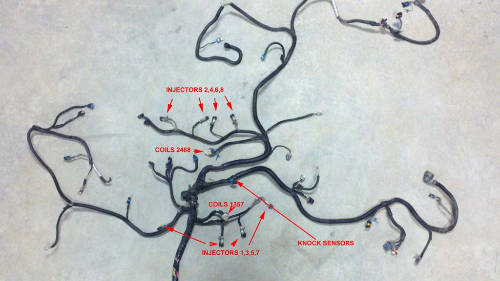 2005 Silverado Engine Wiring Harness Diagram Wiring Diagram
