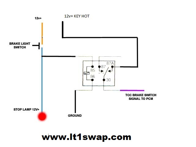 ls wire harness pinout