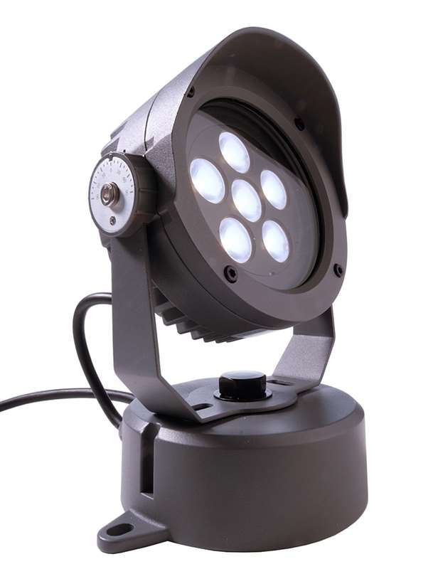 Kapegoled Led Power Spot 230 Volt 11 Watt Cw Ip65 Led