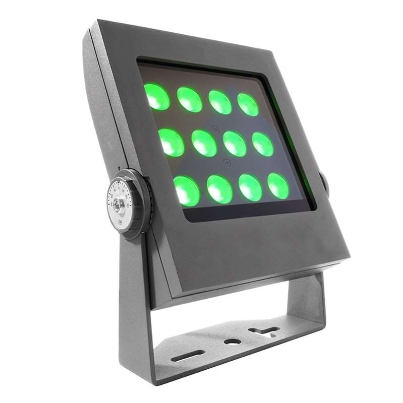 Kapegoled Led Power Spot Ix Rgb 24 Watt 24 Volt Led