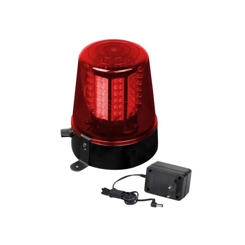 Jb Systems Led Polizeilicht Rot Led Lichteffekte Led