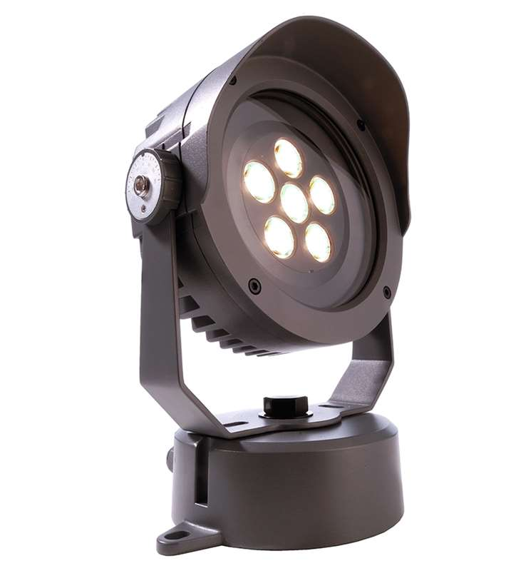 Kapegoled Led Power Spot 230 Volt 18 Watt Ww Led Outdoor