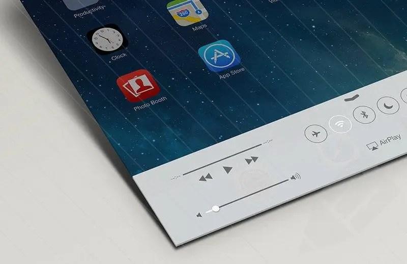 Free iPad App Mockup