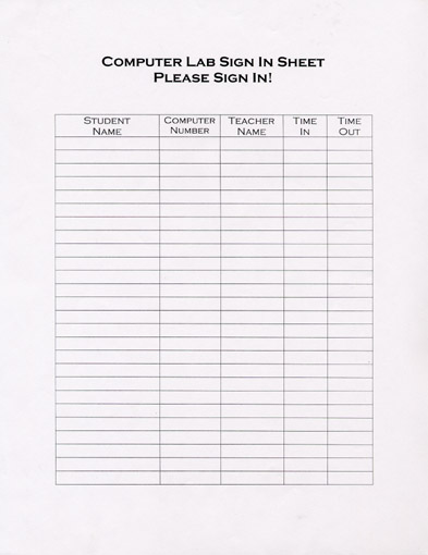 Meeting Sign In Sheet Templates Meeting Sign In Sheet Templates - meeting sign in sheet