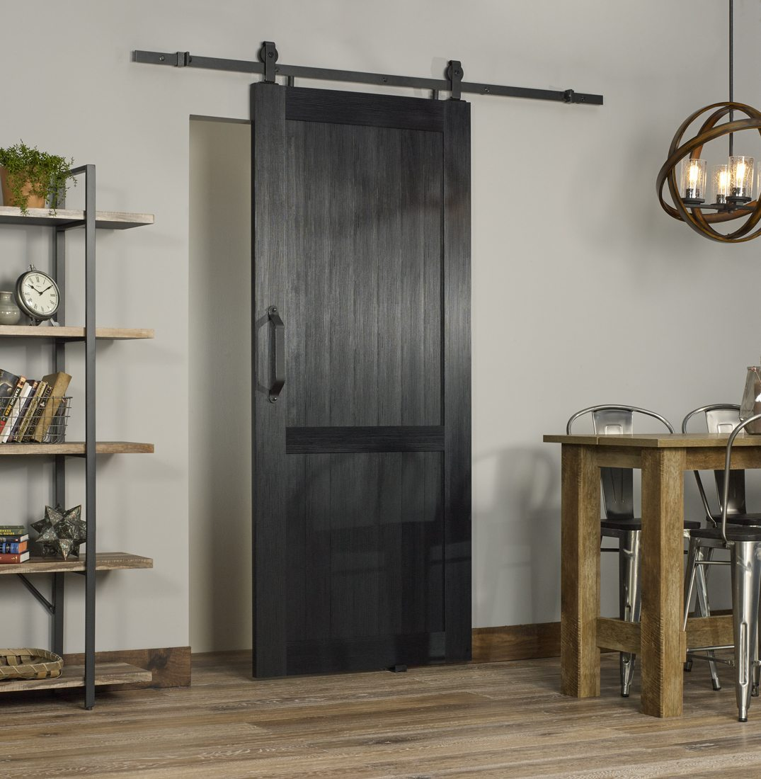 Barn Doors For Homes Millbrooke Pvc Barn Doors Ltl Home Products Inc