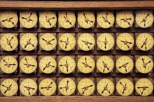 Hollerith Census Machine Dials, by Marcin Wichary, under CC BY 2.0