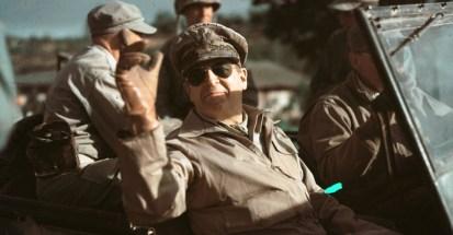 Vị tướng huyền thoại MacAthur của quân đội Hoa Kỳ tại chiến tranh Triều Tiên. Ảnh: history.com