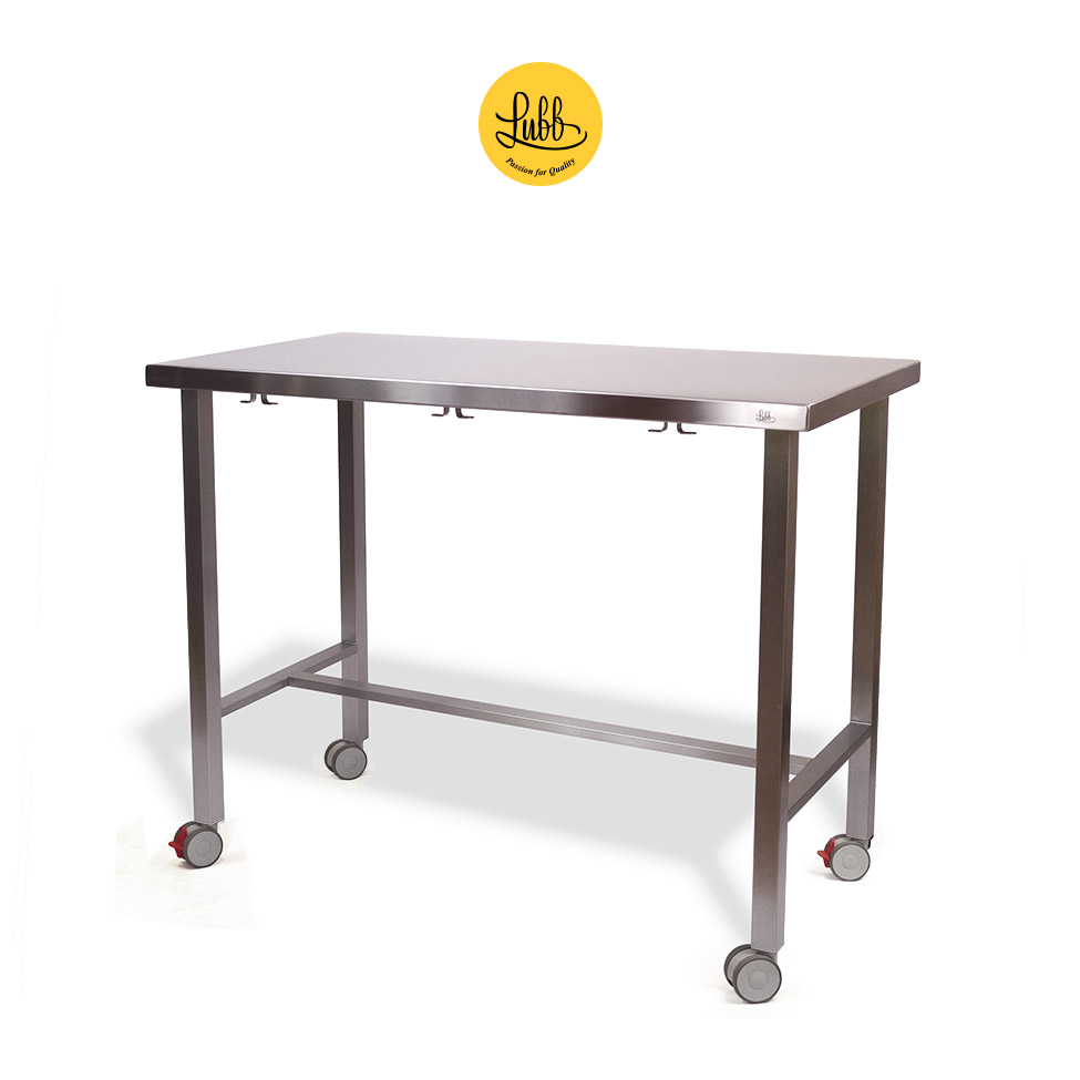 Table On Wheels Demountable Examination Table With Wheels