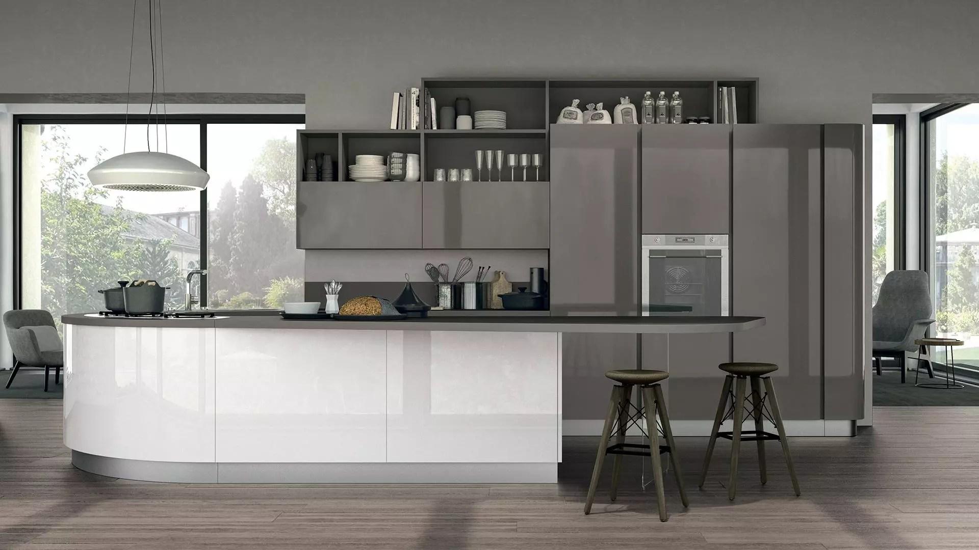 Quale Cucina A Gas Comprare | Piano Cucina Vetro Temperato Beautiful ...