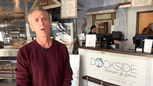 Jeff Stern, owner of the Dockside Market & Grill in Flemington, NJ, discusses how Unity Bank helped his business financially.