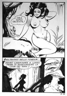 very dark ladies leone frollo
