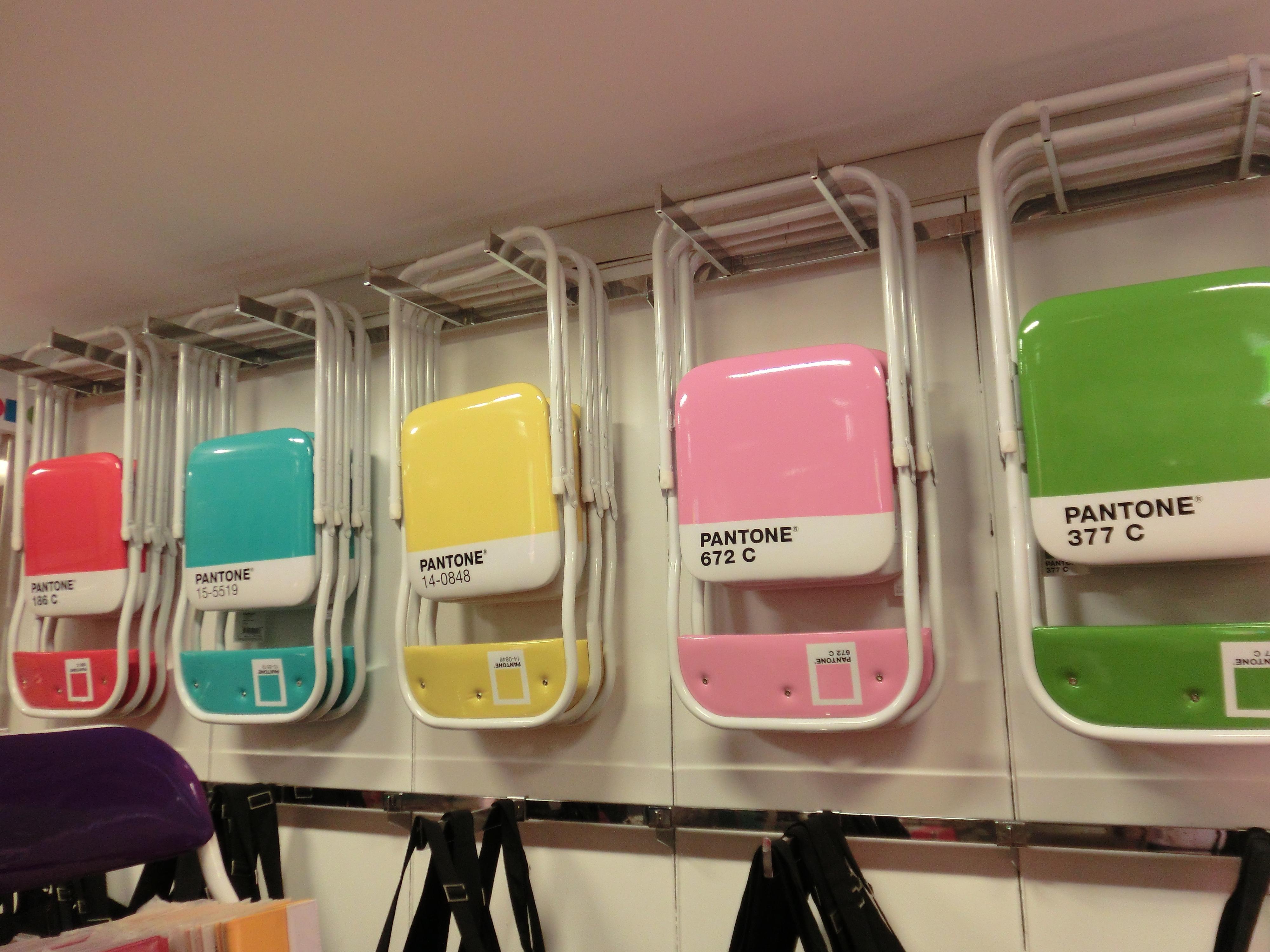 coloris pantone