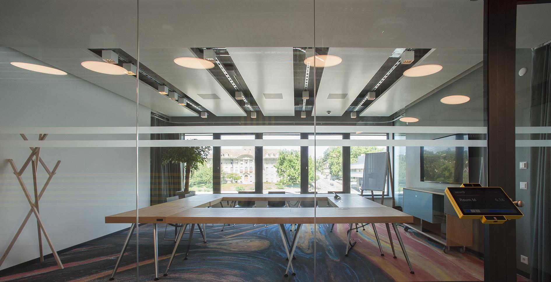 Plafoniere Led Per Ufficio : Illuminazione ufficio normativa led per aree di