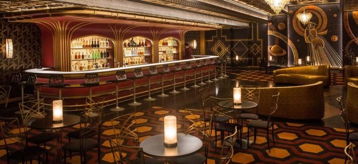 Magic Touch 3d Wallpaper Passengers Movie Set Designs Lucept
