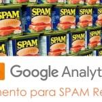 Segmento Analytics Spam referral