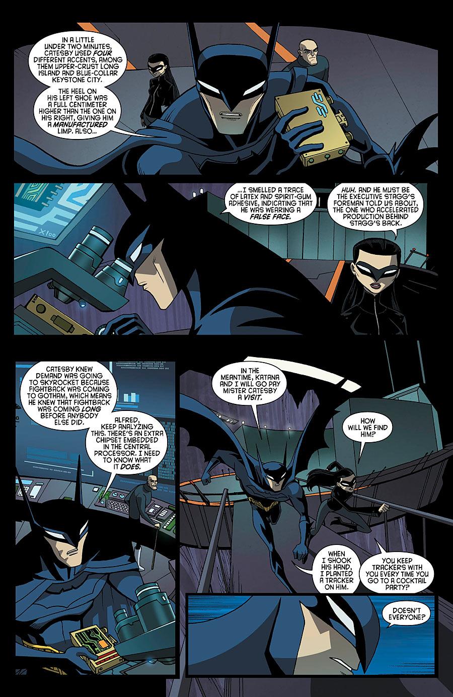 Joker Animated Wallpaper Dc Comics Luciano Vecchio