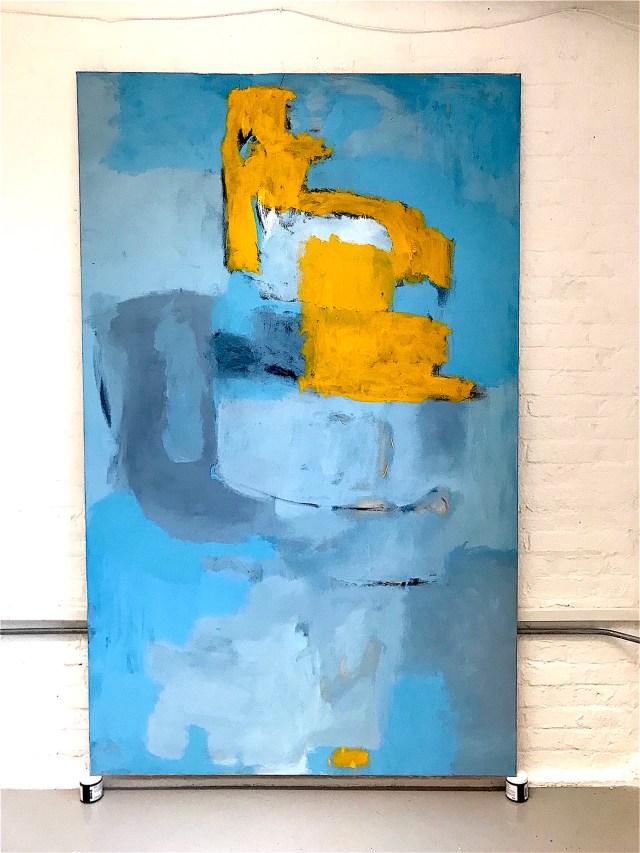 Vertigo 3_acrylic on raw canvas_145x235_2017