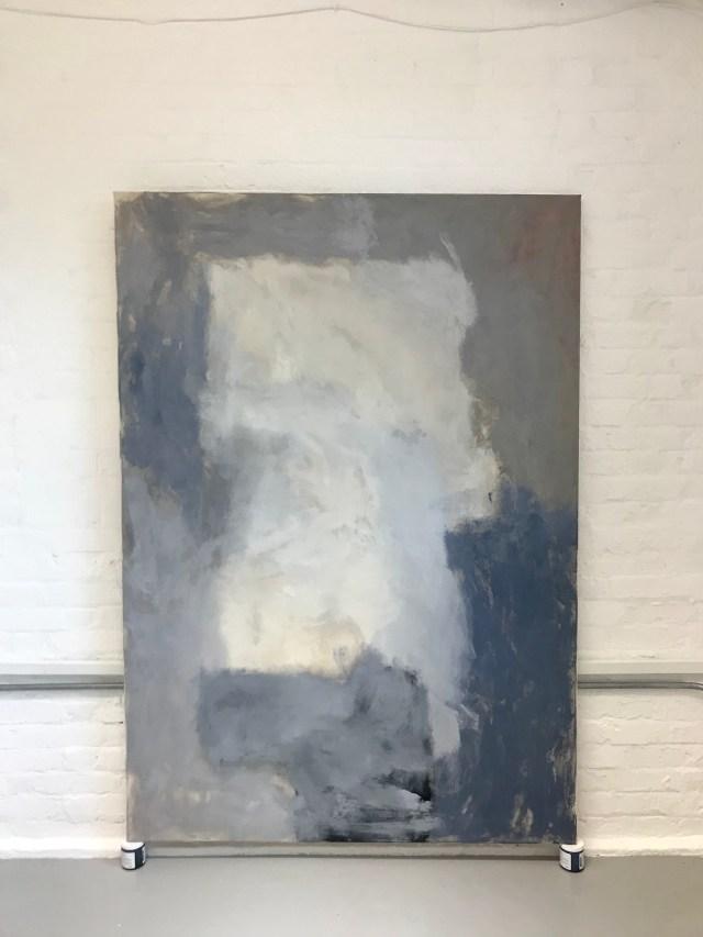 Vertigo 5_acrylic on raw canvas_140x200_2017