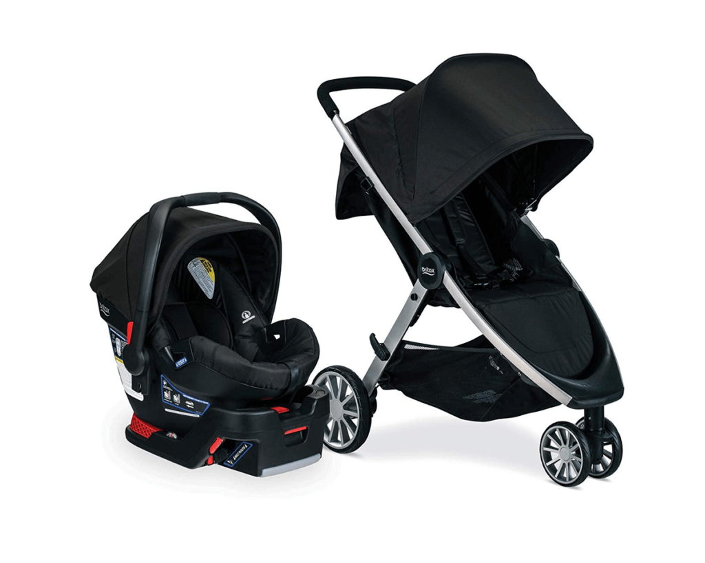 Bob Stroller Bag Britax B Lively Review Lucie S List