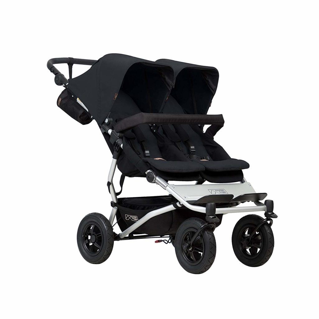 Mountain Buggy Duet Review Mountain Buggy Duet V3 Review Super Narrow Double Sbs Stroller